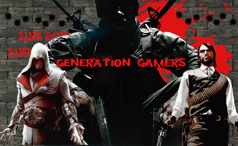 generation gamers Index du Forum