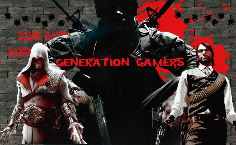 generation gamers Index du Forum