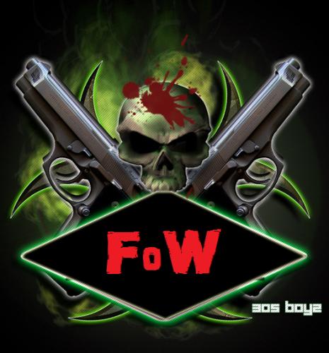 Fanatik of War Index du Forum