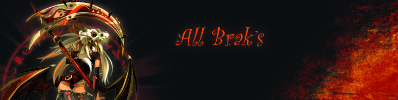 All Brak's Index du Forum