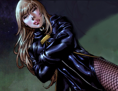 Rencontre de deux nuisibles volants. (Canary/Batman) Black-canary-2f17f92